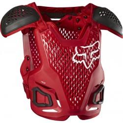 BUZER FOX R3 RED L/XL
