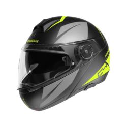Kask Schuberth C4 PRO Meark Yellow