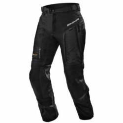SHIMA Spodnie materiałowe HERO BLK