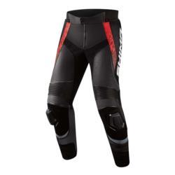 SHIMA Spodnie skórzane STR 2.0 RED