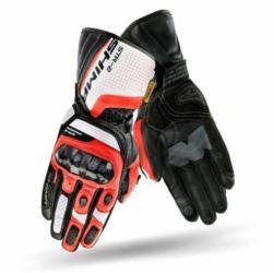 Rękawice SHIMA STR-2  Red Fluo