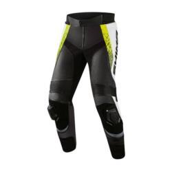 SHIMA Spodnie skórzane STR 2.0 YELLOW