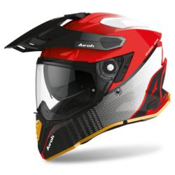 Kask AIROH Commander limited red