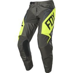 Spodnie FOX 180 REVN yellow