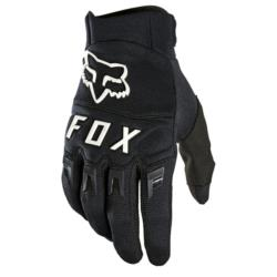 Rękawice FOX DIRTPAW CZARNO BIAŁE