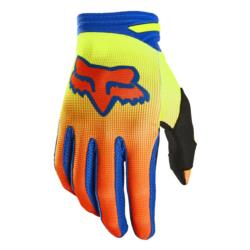 Rękawice FOX 180 Oktiv yellow