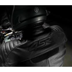 Kurtka 4SR COOL EVO czarna skórzana 54