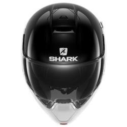 Kask szczękowy SHARK EVOJET DUAL biało-czarny S