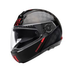 Kask Schuberth C4 PRO Carbon Fusion Red M